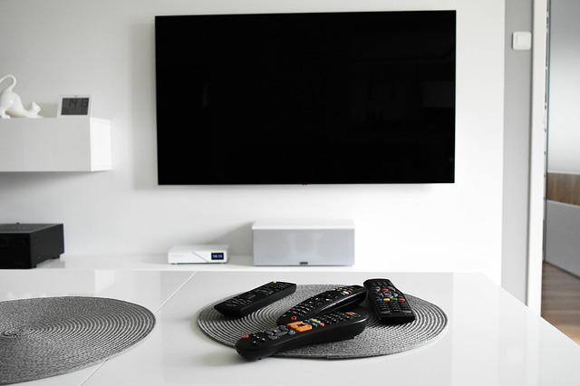 טכנולוגיות חדשות במסכי הטלוויזיה